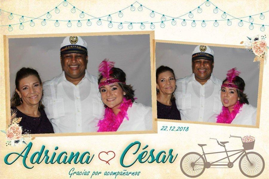 Boda Adriana y Cesar