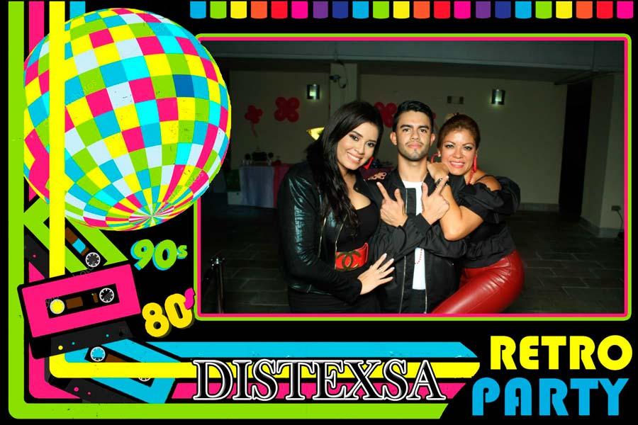Retro Party Distexsa