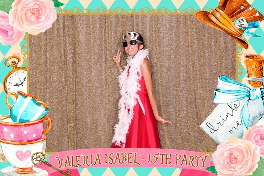 15 Años de Valeria